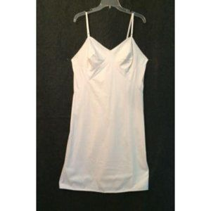 Vanity Fair Full Slip Size 42 Off White VTG